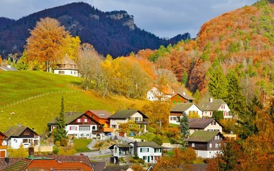 Thụy sĩ mùa thu